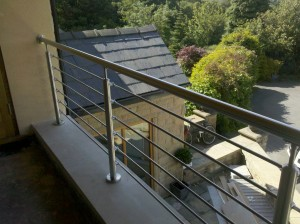 Balustrades and balconies from Birchfield Sheet Metal