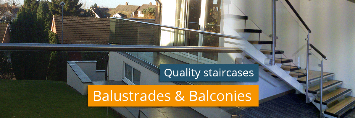 Quality staircases, balustrades and balconies from Birchfield Sheet Metal