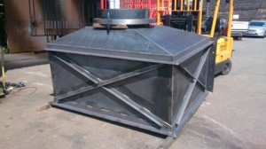 On-site welding and installation from Birchfield Sheet Metal